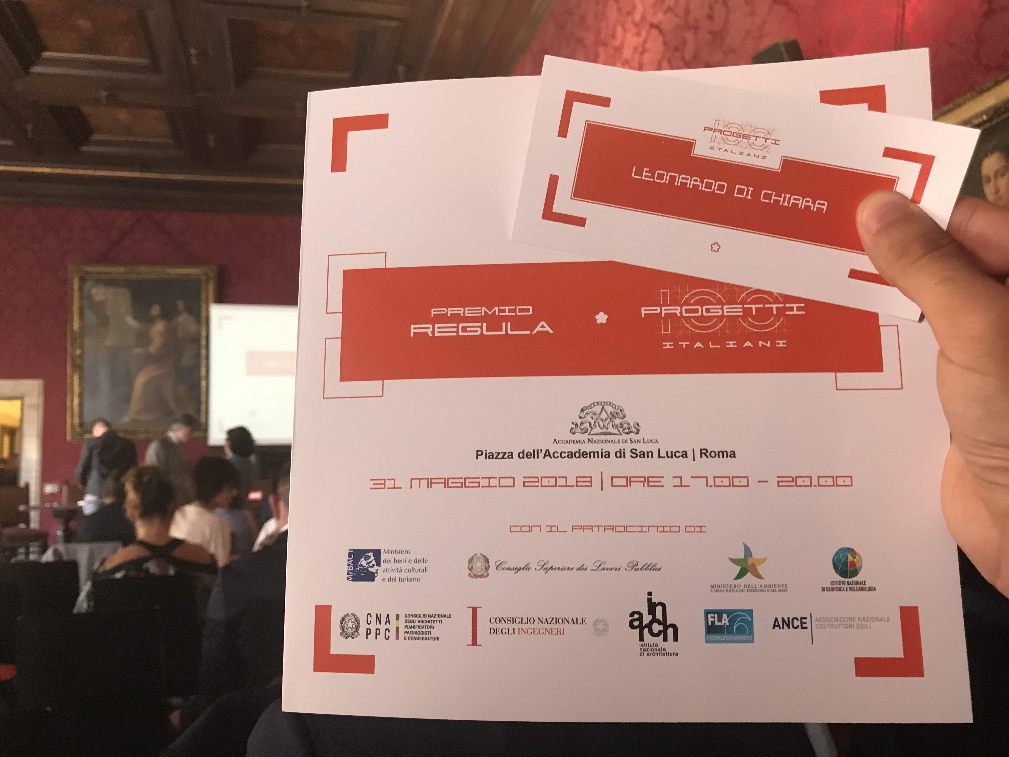 Premio Regula 2018 Riccardo Dell'Anna Editore